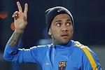 Alves insiste contra Cristiano Ronaldo