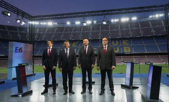 Sospechas en las elecciones del Barça