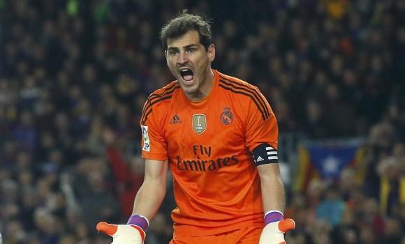 La maldición de Iker Casillas