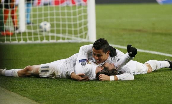 34fd12ad7a05a La historia de un abrazo cuestionado entre Cristiano Ronaldo y Gareth Bale