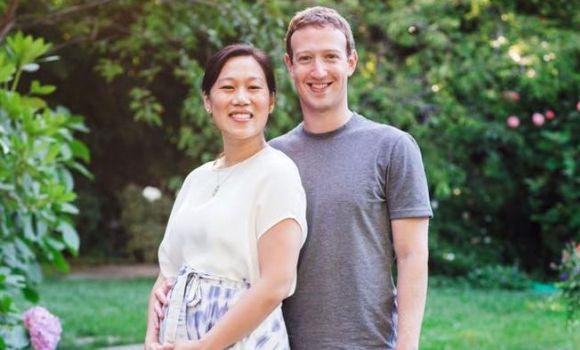 Mark Zuckerberg será papá
