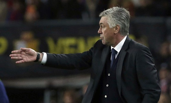 El capricho número uno de Ancelotti