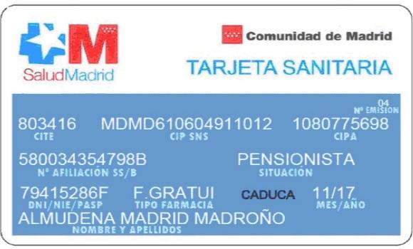 Madrid Dejar De Cobrar 10 Euros Por Renovar La Tarjeta