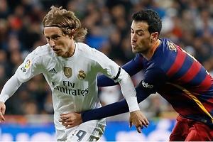 El Real Madrid golea al Barça