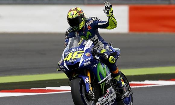 Rossi afianza su liderato y Márquez dice adiós