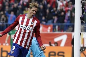 Torres logra su ansiado gol 100