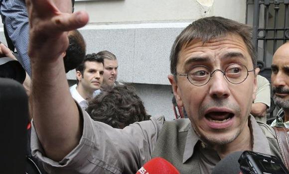 Monedero recupera fuerza dentro de Podemos y no descarta aspirar a un cargo electo