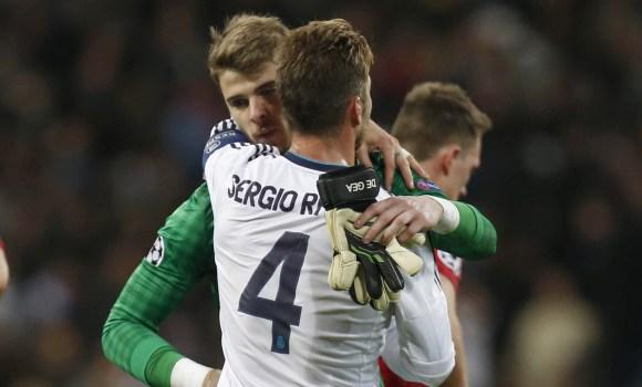 Vuelco en el caso De Gea: el United desbloquea su salida y se acerca a Ramos -