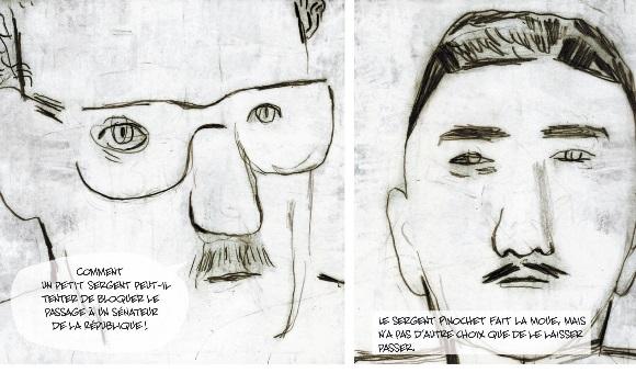 Allende Y Pinochet Cara A Cara En Un Comic Eleconomista Es