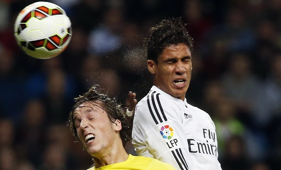 El Madrid deja a Varane intransferible