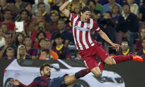 El Atlético anuncia la vuelta de Filipe Luis