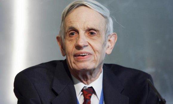 Fallece John Forbes Nash - 310x