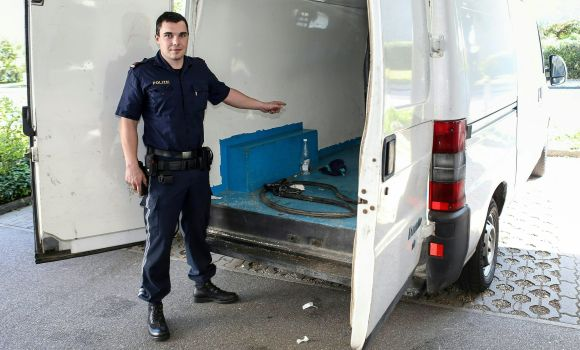 El camión, ¿vinculado a España?