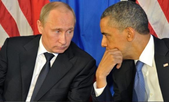 Obama desinvierte ante Putin
