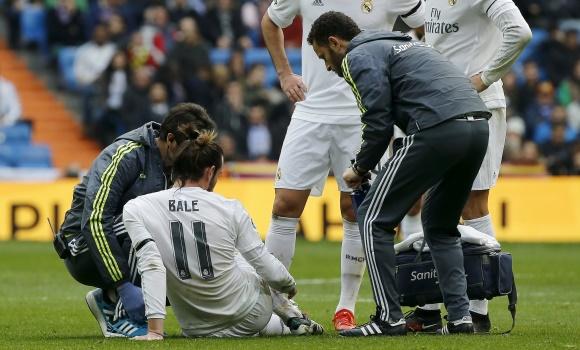 Bale recae de su lesión y se perderá el partido de Champions ante la Roma ef00cbcd3ede
