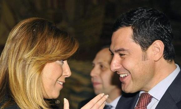 El PSOE andaluz sigue resistiéndose a un cambio de cromos con el PP por la investidura