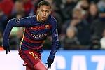 Neymar rompe la banca del Barça