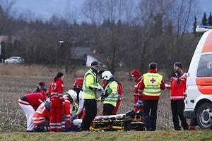 Tragedia ferroviaria en Baviera