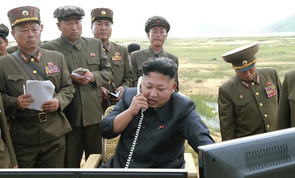 COREA DEL NORTE: El Gobierno de Kim Jong-un ejecuta al jefe del Ej�rcito por corrupci�n