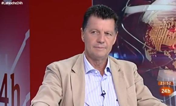 """Alfonso Rojo: """"Un periodista que gane 1.000 euros, a mí me ..."""