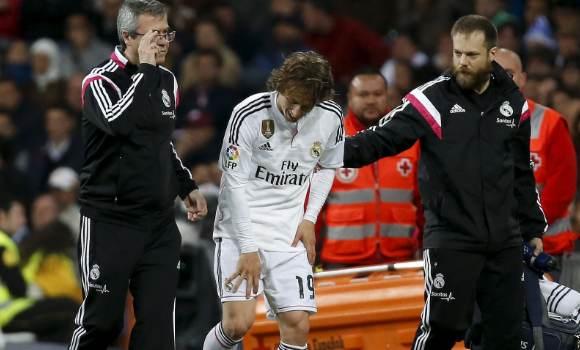 Modric dice adiós a la temporada