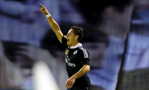 El Real Madrid no quiere a Chicharito -