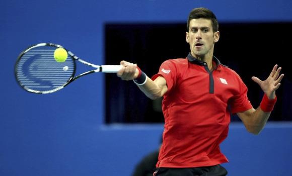 Djokovic arrolla a Ze y pasa a cuartos de final
