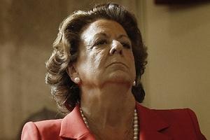Rita Barberá estalla contra el PP