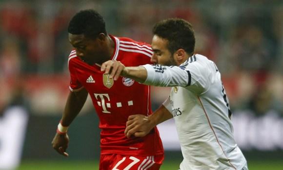 Alaba pide irse al Bayern para acabar en Madrid
