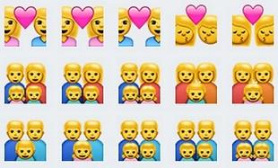 Nuevos y polémicos emojis