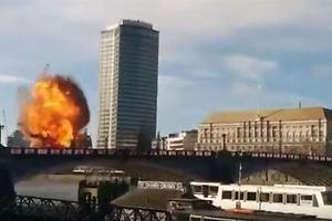 Pánico escénico en Londres