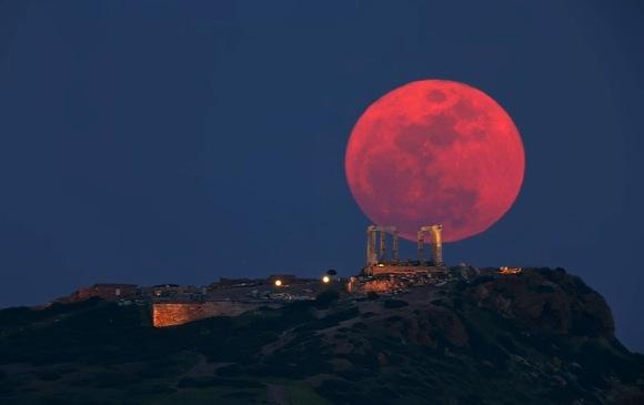 Eclipses 2014 Luna Roja un Eclipse Total de Luna Roja