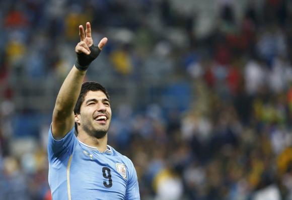cddd0b61a El Barça y el Liverpool pactan el traspaso de Luis Suárez en una reunión  secreta