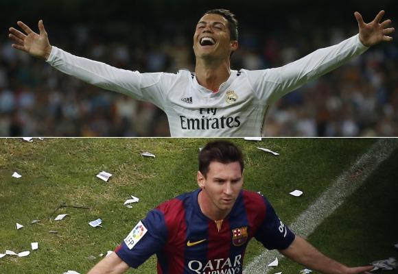 sale retailer 21435 6e0b1 Cristiano Ronaldo, Messi y la dictadura de las estrellas