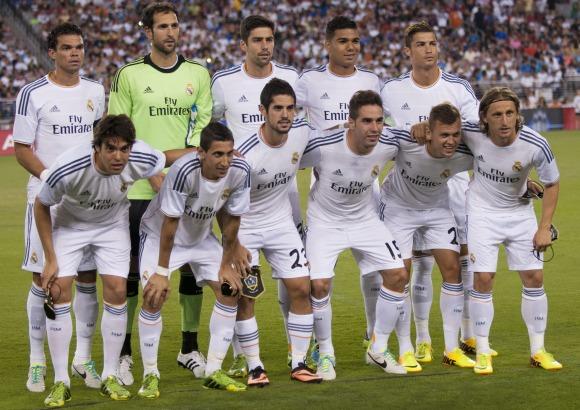 El Real Madrid fue el segundo club del mundo en 2013 sólo por ...