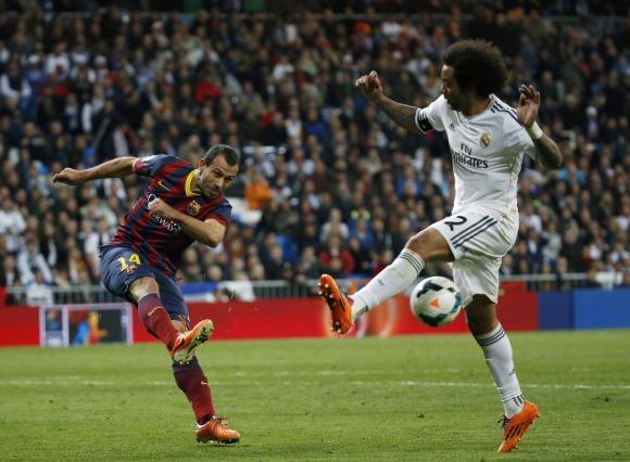 Marcelo se rompe; será baja en cuartos de Champions y duda ...