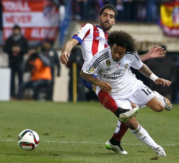 El Real Madrid tiene miedo a las patadas de Raúl García - EcoDiario.es 9d9bb0daf9527