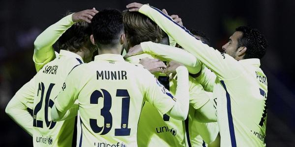 Al Barça le vale con los suplentes  golea al Huesca y sentencia el pase a  octavos de Copa b7253fa837d0d