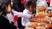 Diputados alistan iniciativa para prohibir la venta de productos chatarra a menores en todo el pas