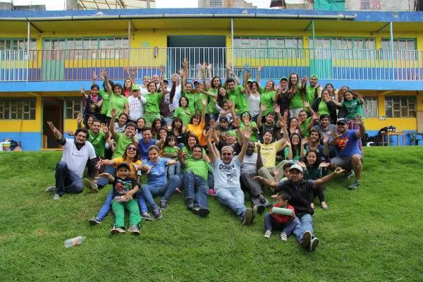 M s de 70 voluntarios de iberdrola dedican sus vacaciones for Oficinas iberdrola madrid