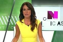 Cristina Saavedra, atropellada
