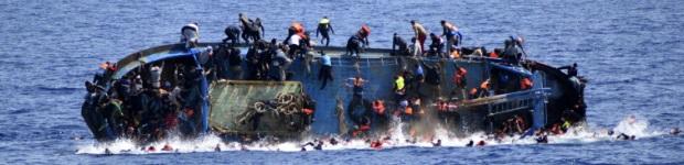 Cinco muertos en el rescate de 562 inmigrantes frente a la costa libia