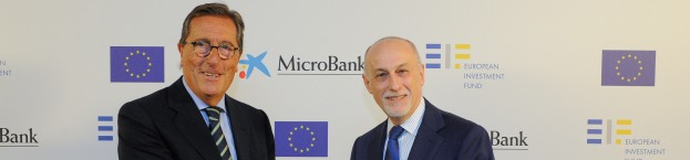 MicroBank  promueven una línea de microcréditos de 30 millones para estudiar un máster en otro país europeo - 360x150