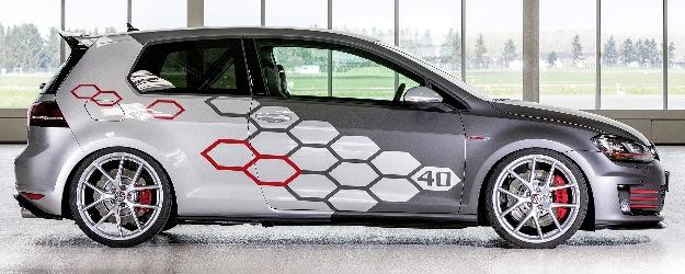 Volkswagen GTI Heartbeat: los 400 CV con los que el GTI celebra sus 40 años
