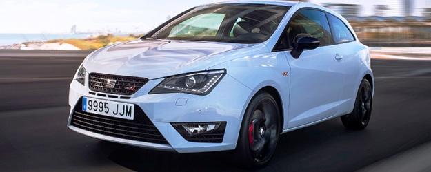 El Seat Ibiza Cupra 2015 sube pulsaciones