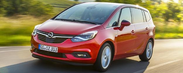 Opel Zafira 2016: la familia es lo primero