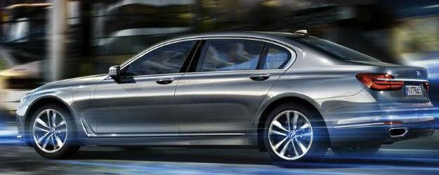 BMW Serie 7, versión híbrida enchufable