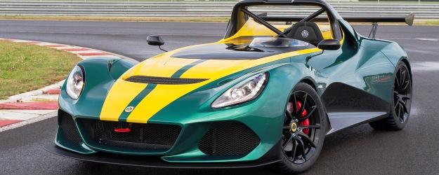 Lotus 3-Eleven: el más rápido de la historia - 625x250