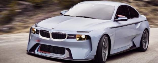 BMW 2002 Hommage: la deportividad más pura celebra sus Bodas de Oro