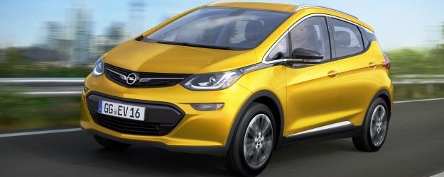 Opel Ampera-e: eléctrico, práctico y barato